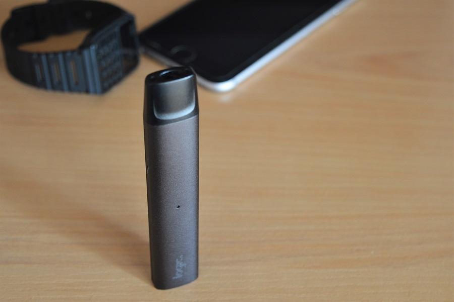 E-cigarette Logic Compact et son design moderne et élégant