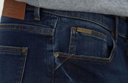 jeans éco-responsables moins polluants développée par IZAC