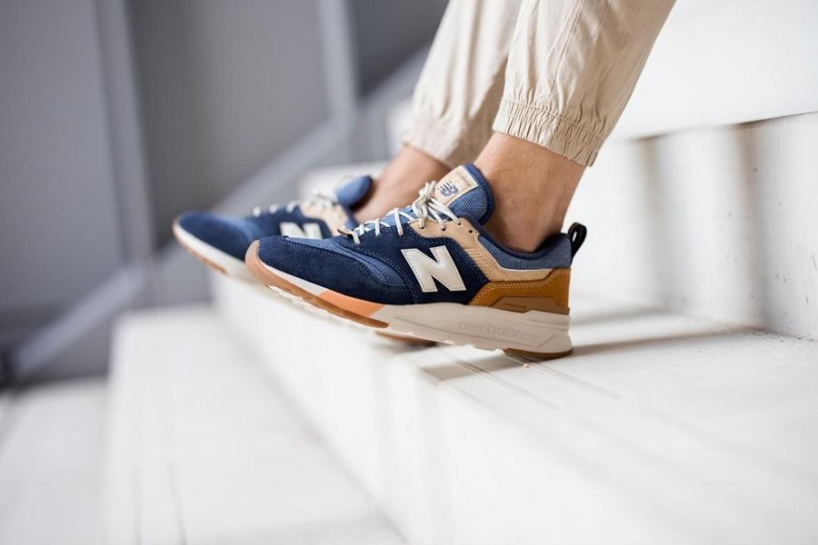 Une paire de New Balance : style et confort