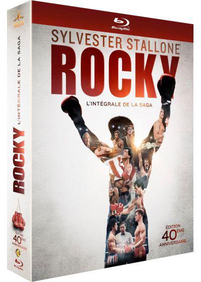 Rocky est de retour dans un superbe coffret Blu-ray