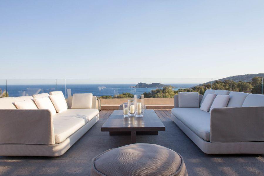 La Reserve Ramatuelle : Suite Taillat Terrace ©Grégoire-Gardette