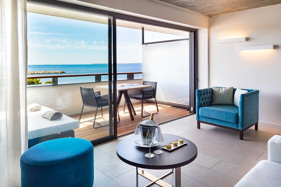 Suite Cap d'Antibes Beach Hotel