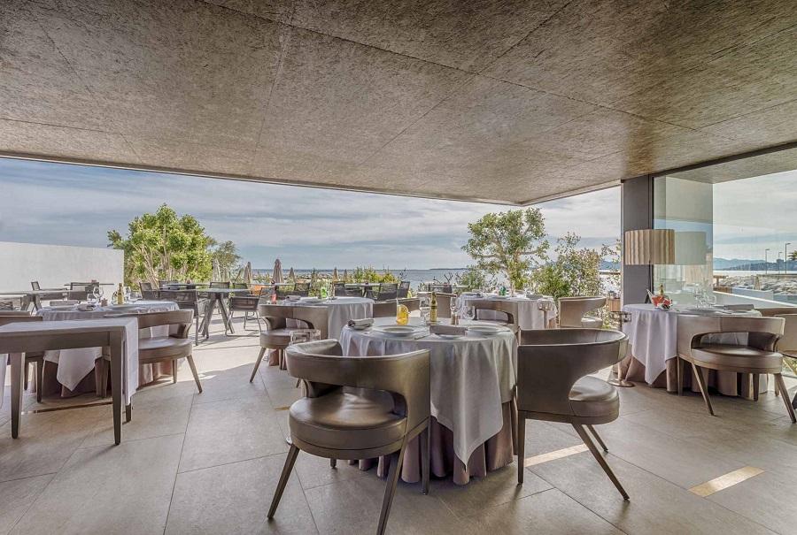 Restaurant Cap d'Antibes Beach Hotel