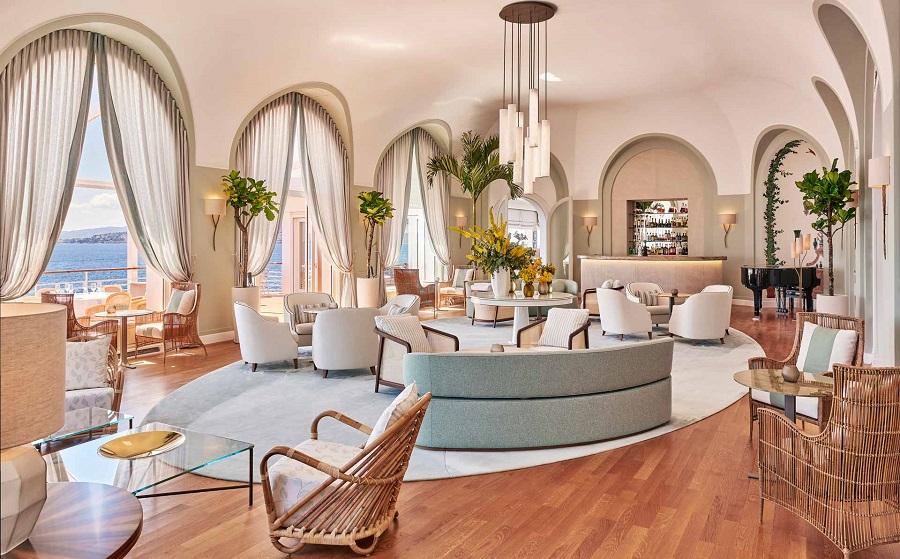 Hôtel du Cap-Eden-Roc suite