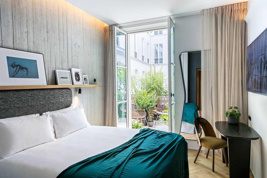 Chambre Hôtel National des Arts et Métiers - Paris 3 avis
