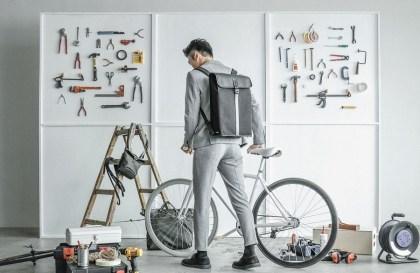 Sacs et accessoires de ville conçus par des grimpeurs