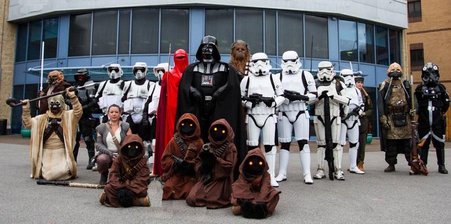 Costumes Star Wars saga passion
