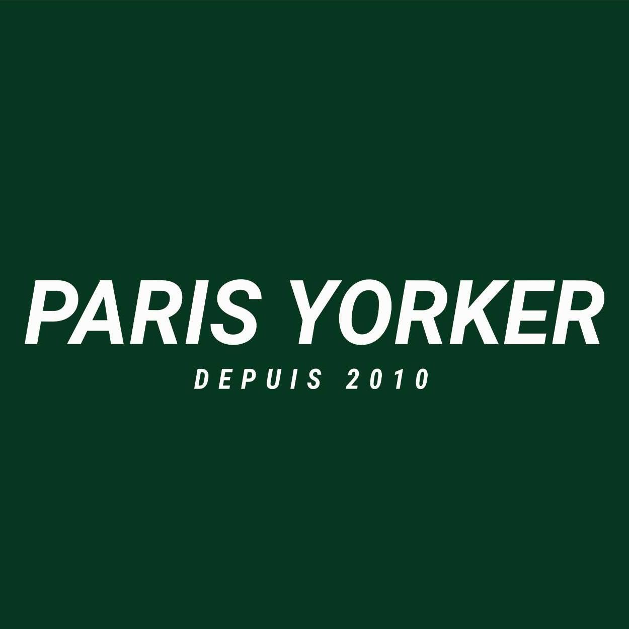 logo Paris Yorker pulls et accessoires