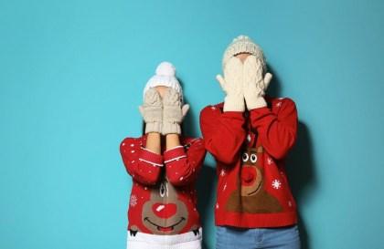 oser le pull de Noël
