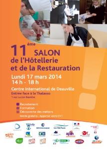 11e salon de lhtellerie et de la restauration  Deauville