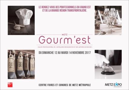 Gourmest du 12 au 14 novembre  Metz
