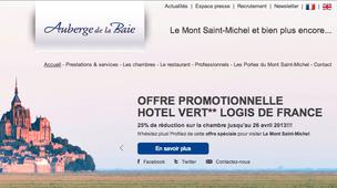 Hotel Mont Saint Michel Pas Cher A Partir De 44 Annuaire
