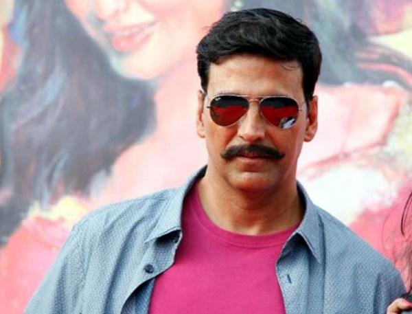 'Rowdy Rathore' Akshay Kumar
