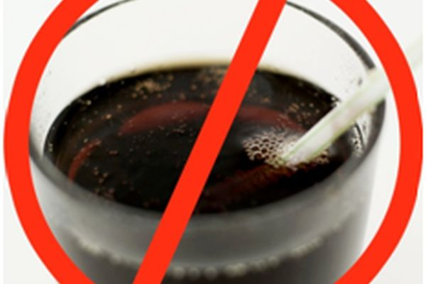 Say no to Cold drinks