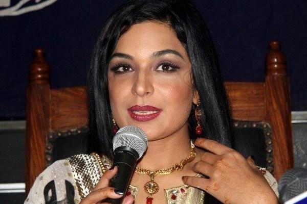 Lollywood film star Meera