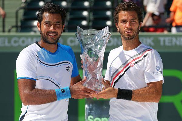 Aisamul Haq Qureshi and Jean-Julien Rojer