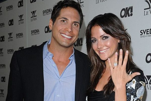 Christina McLarty and Joe Francis
