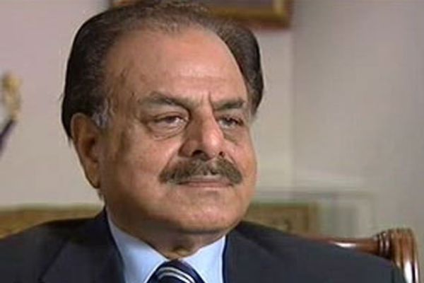 Former ISI chief General retired Hameed Gul