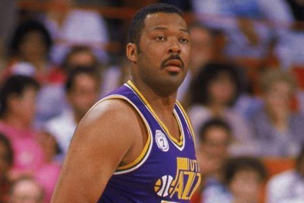 Former athlete Mel Turpin