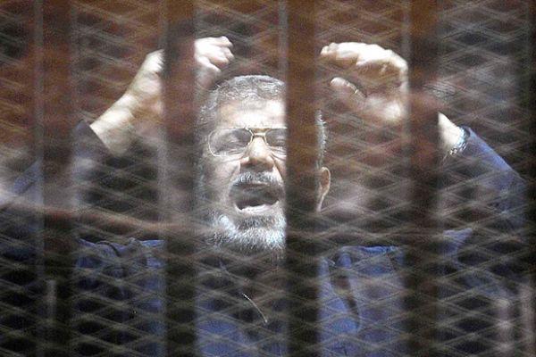 Ousted Egyptian President, Mohamed Morsi sentenced to death