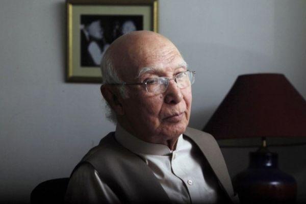 PM Adviser on National Security and Foreign Affairs Sartaj Aziz