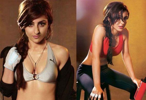 Soha Ali Khan FHM photoshoot