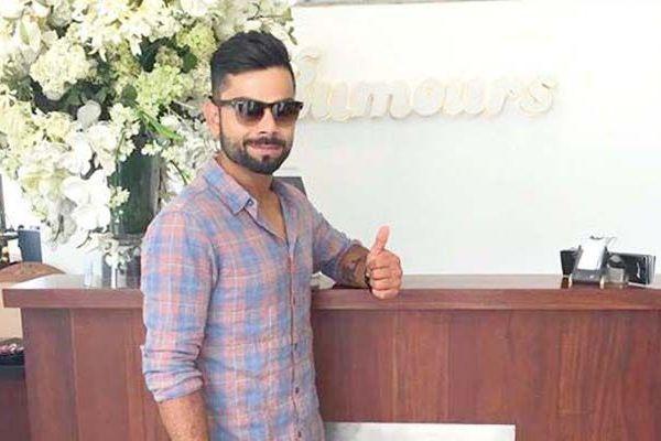 Virat Kohli And Varon Aaron Get New Look In Sri Lanka The