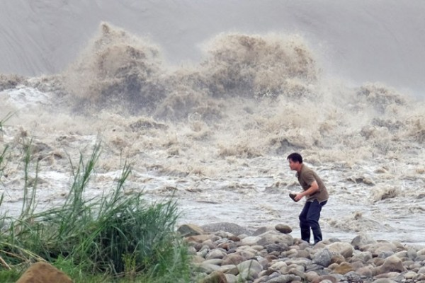 """Super typhoon"" Dujuan"
