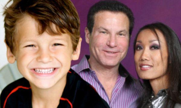 6-year-old Max Shacknai dies after falling down stairs at his father's historic Coronado mansion. Jonah Shacknai with his 32-year-old girlfriend Rebecca Nalepa