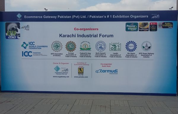 Carmudi Pakistan co-organizes the Auto & Transport Asia International Exhibition 2016