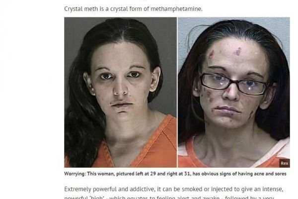 Rehabs.com, the site that shows the drug damage
