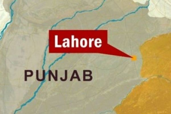 lahore map