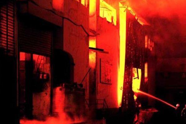 Baldia factory fire