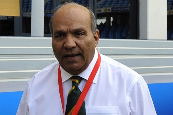 Pakistan team manager Intikhab Alam
