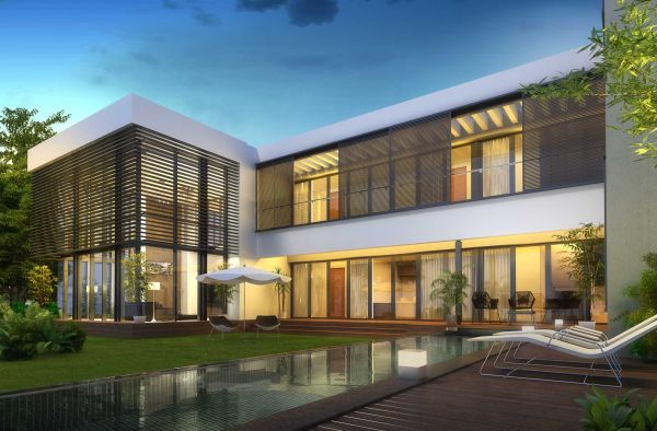 Sobha Group launches 'Sobha Hartland' in Dubai - Villa