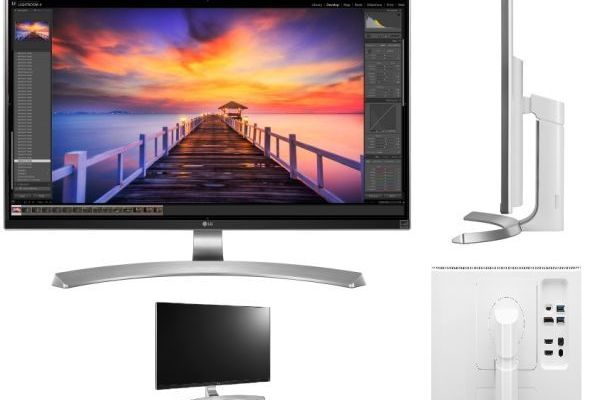 LGs 4k Ultra HD USB-C Monitor