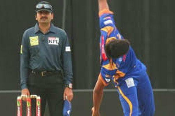 Shivil Kaushik BOWLING ACTION