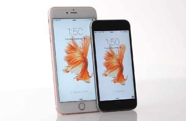 IPhone 6 and 6s features