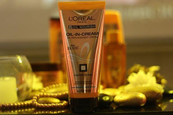 LOreal Paris 6 Oil Nourish - Oil in Cream