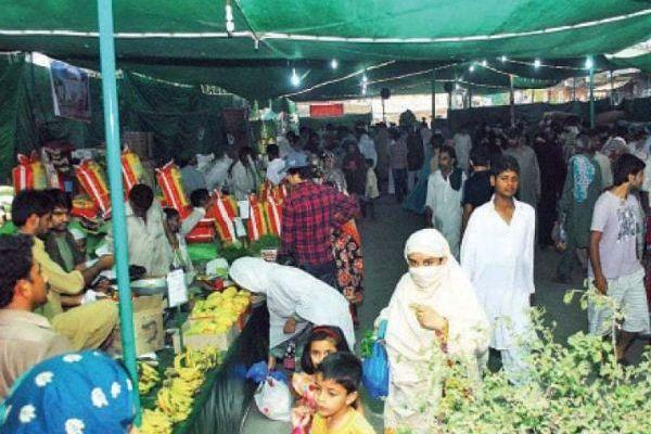 Price Control during Ramazan