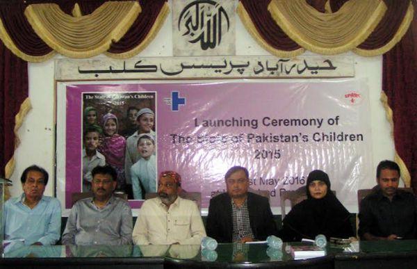 SPARC Pakistani Children Report