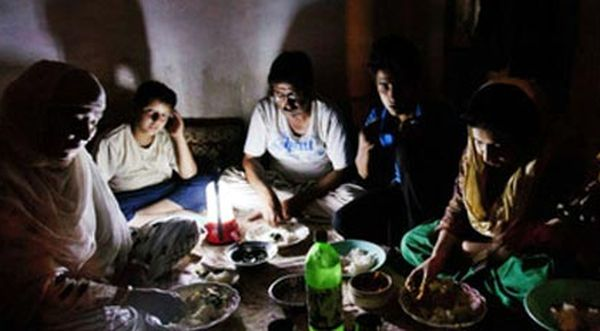 Unscheduled load shedding in Sehri