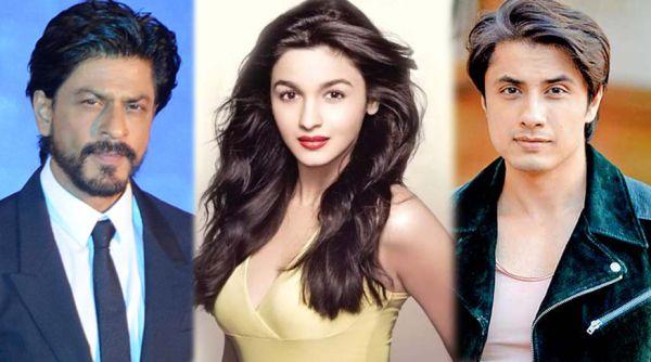 Ali Zafar, SRK, Alia Bhatt