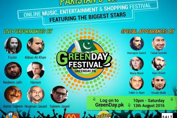 Green Day Festival