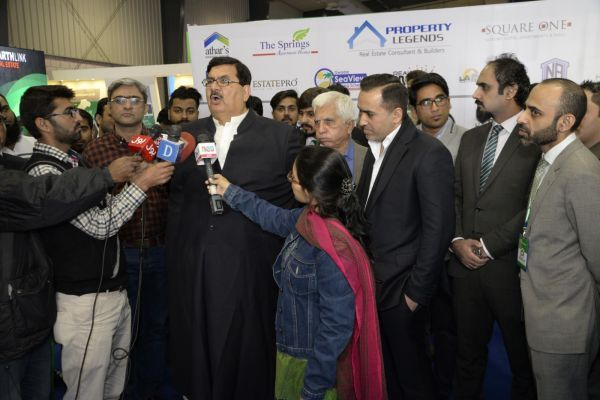Zameen.com successfully wraps up its first property expo of 2017 in Karachi