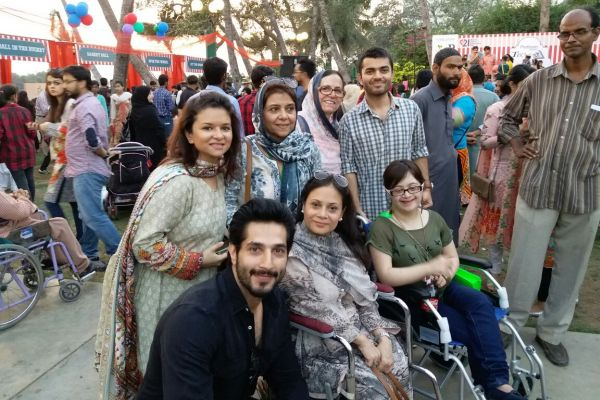 Bilal Ashraf Supporting KDSP