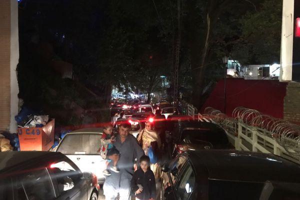 Murree Mall Road Traffic