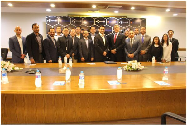 Partnership signing ceremony between JS Bank & Telenor Pakistan was attended by senior members from both the organizations
