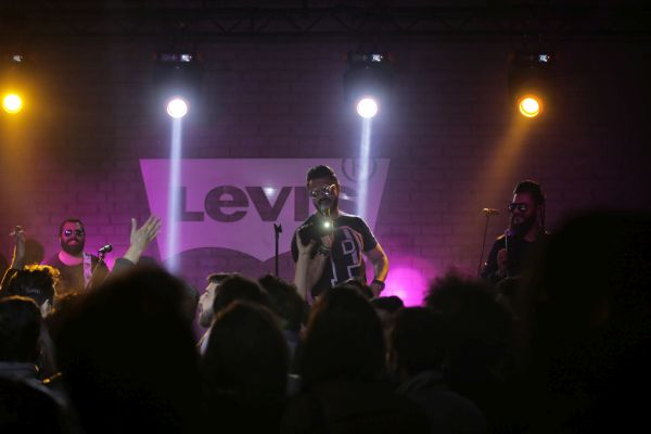 Levi's® Live session 7 keeps the momentum rolling for live music