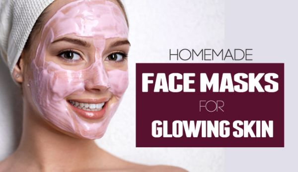 Glowing Skin With Homemade Face Mask
